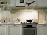 Cappa in muratura cucina classica