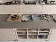 Dettaglio cucina classica contemporanea