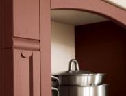 Dettaglio elemento cucina classica
