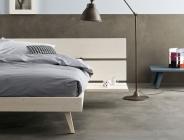 letto singolo bianco per cameretta