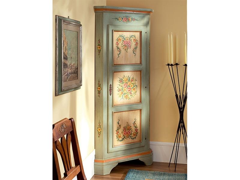 Decorated furniture
