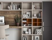Libreria in legno per cameretta