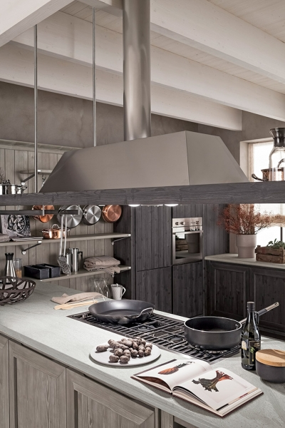 Cucina ad angolo Scandola Mobili