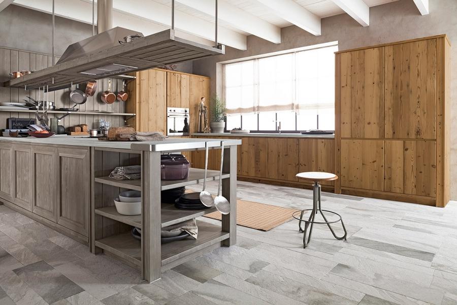 Cucina ad angolo scandola mobili for Scandola mobili