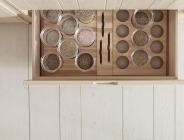 Organizzatore per barattoli