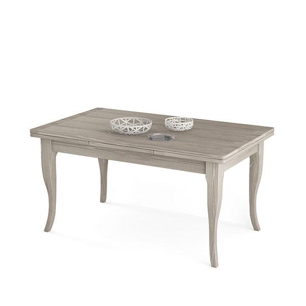 Tavoli in legno allungabili - Tavolo piccolo allungabile ...
