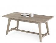 tavolo rettangolare a capretta classico