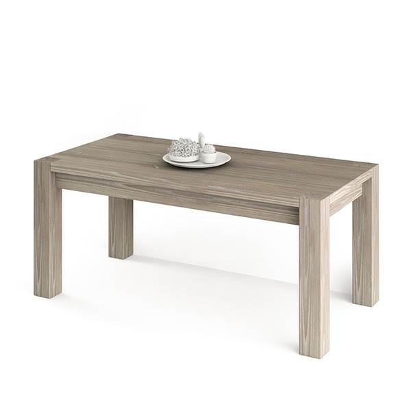 Tavoli in vero legno scandola mobili for Tavoli mobili