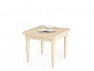 tavolo a libro in legno