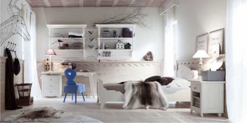 Camerette classiche for Ikea camerette ragazze