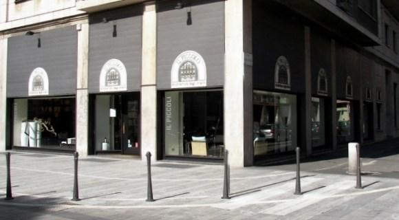 negozio design milanese