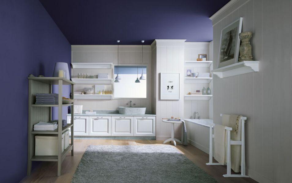 Arredamento classico per bagno - Arredamento bagno classico ...