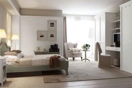 Спальня в классическом стиле N07
