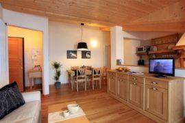 Мебель Scandola для отеля квартирного типа