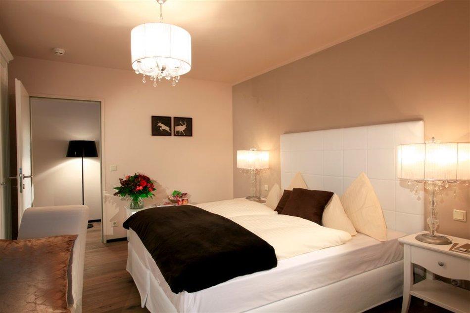 Arredamento camere d'albergo
