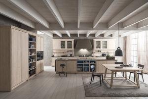 Cucine classiche e contemporanee scandola mobili for Programma per progettare cucina