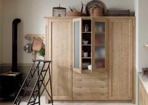 Organizzare la cucina: mobili per contenere
