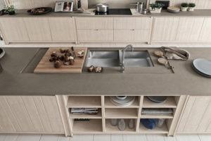 Quale materiale scegliere per il piano da lavoro della cucina