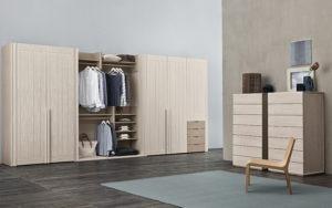 Come progettare l'armadio per la camera da letto