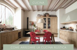 Cucine rustiche: stile e caratteristiche