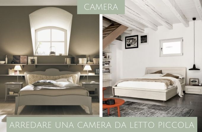 Arredare una camera piccola