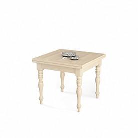 Tavolo a libro bianco