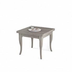Tavolo a libro: scegliere un tavolo quadrato allungabile