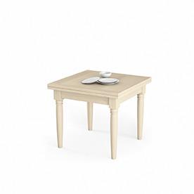 Tavolo a libro in legno massello
