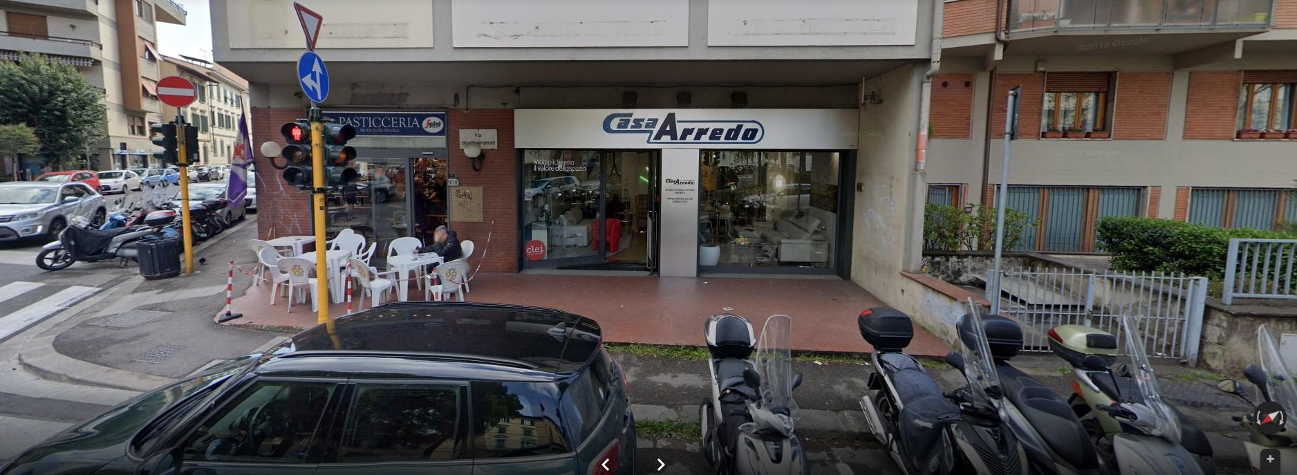 Punto vendita Scandola a Firenze