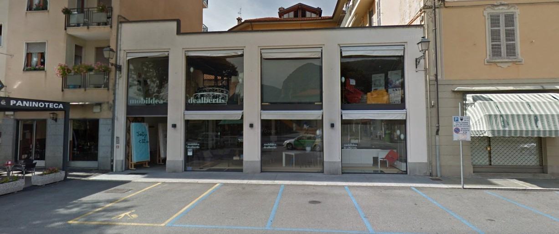 Punto vendita Scandola a Varallo Sesia
