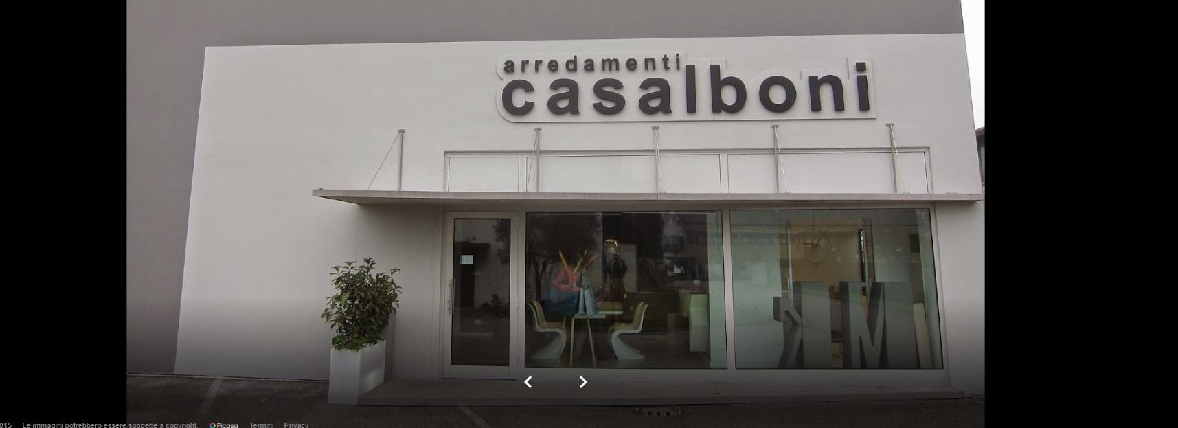 Punto vendita Scandola a Villanova di Bagnacavallo