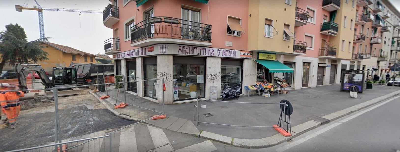 Punto vendita Scandola a Milano