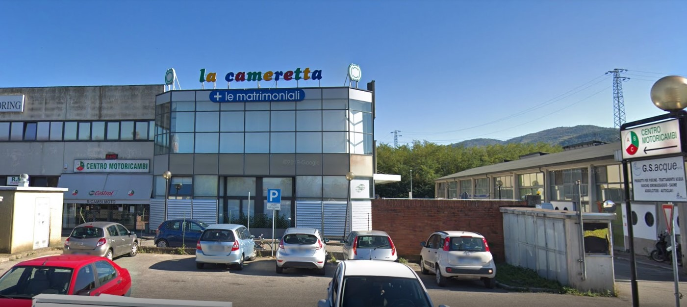 Punto vendita Scandola ad Arezzo
