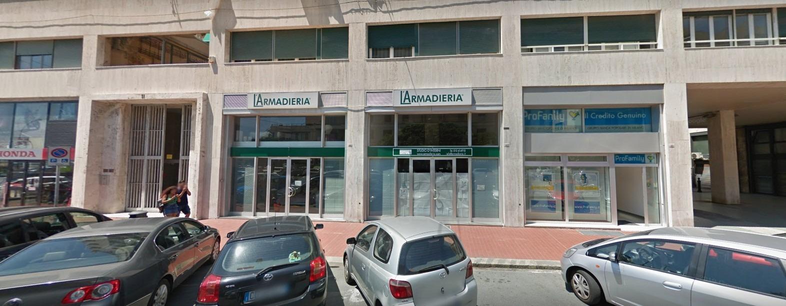 Punto vendita Scandola a Genova