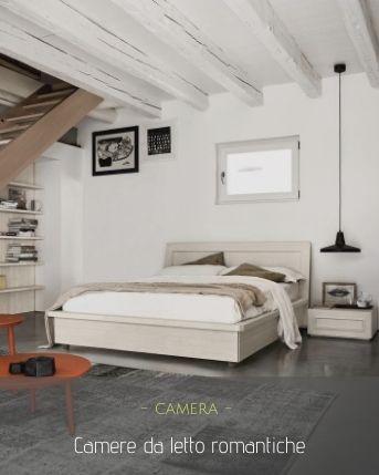 Come arredare camere da letto romantiche