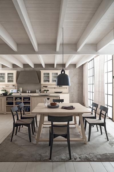 Tavolo quadrato cucina