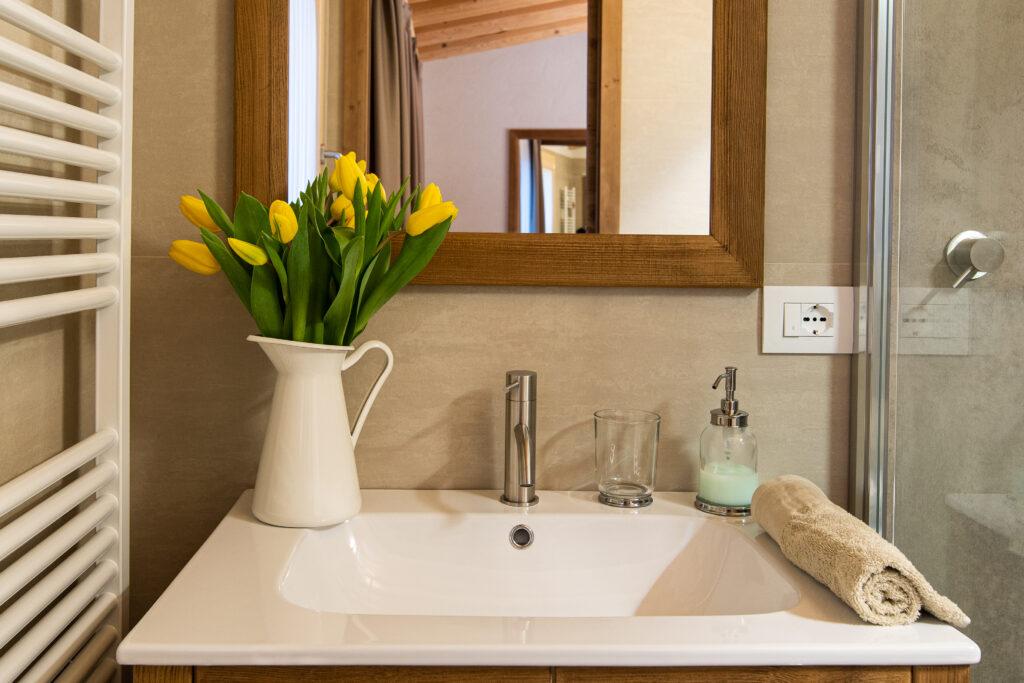 Arredamento bagno hotel