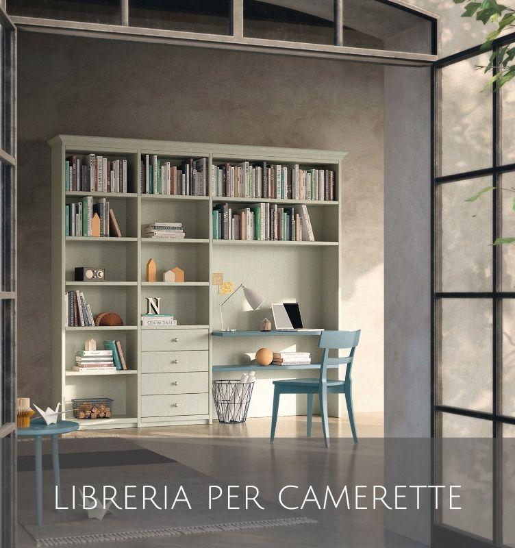 Libreria per camerette: come porgettarla
